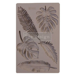 Prima Re-Design Decor Mould -muotti Monstera