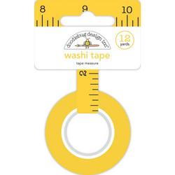 Doodlebug Tape Measure -Washiteippi