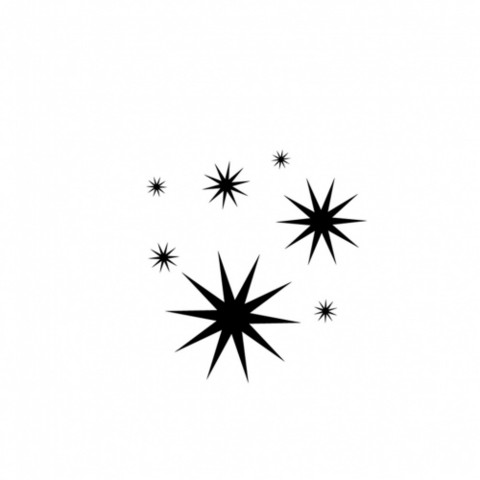 Lavinia Stamps leimasin Stars 2 Mini