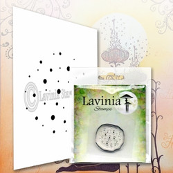 Lavinia Stamps leimasin Mini Dots