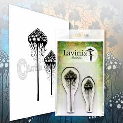 Lavinia Stamps leimasinsetti Mushroom Lantern