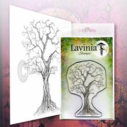 Lavinia Stamps leimasin Tree of Wisdom