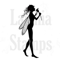 Lavinia Stamps leimasin Bria Rose