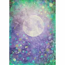 Lavinia Stamps SceneScapes taustapaperi Blue Mist