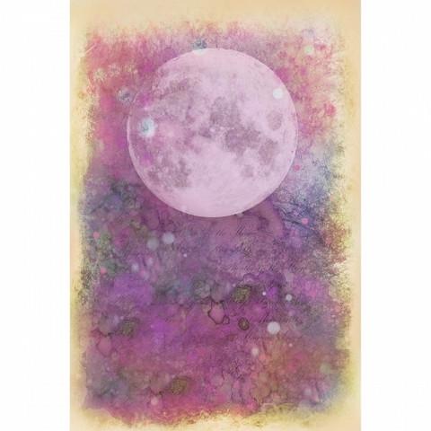Lavinia Stamps SceneScapes taustapaperit, Summer Night