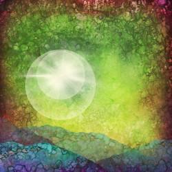 Lavinia Stamps SceneScapes taustapaperit Garden Spirits