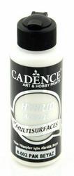 Cadence Hybrid Acrylic -akryylimaali, sävy Pure White, 120 ml