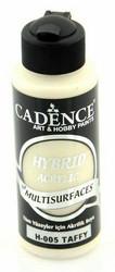 Cadence Hybrid Acrylic -akryylimaali, sävy Taffy, 120 ml