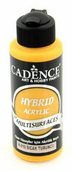 Cadence Hybrid Acrylic -akryylimaali, sävy Warm Orange, 120 ml