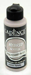 Cadence Hybrid Acrylic -akryylimaali, sävy Natural Canvas, 120 ml