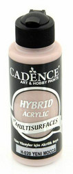 Cadence Hybrid Acrylic -akryylimaali, sävy New Mocca, 120 ml