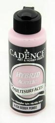 Cadence Hybrid Acrylic -akryylimaali, sävy Baby Pink, 120 ml