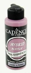 Cadence Hybrid Acrylic -akryylimaali, sävy Victoria Pink, 120 ml