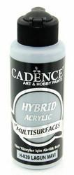 Cadence Hybrid Acrylic -akryylimaali, sävy Lagoon Blue, 120 ml