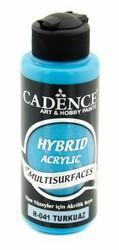 Cadence Hybrid Acrylic -akryylimaali, sävy Turquoise, 120 ml
