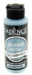 Cadence Hybrid Acrylic -akryylimaali, sävy Napoleon Blue, 120 ml