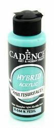Cadence Hybrid Acrylic -akryylimaali, sävy Mint Green, 120 ml