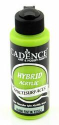 Cadence Hybrid Acrylic -akryylimaali, sävy Pistachio Green, 120 ml