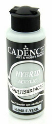 Cadence Hybrid Acrylic -akryylimaali, sävy Fine Green, 120 ml