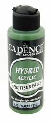 Cadence Hybrid Acrylic -akryylimaali, sävy Leaf Green, 120 ml
