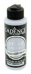 Cadence Hybrid Acrylic -akryylimaali, sävy Slate Gray, 120 ml