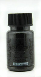 Cadence Dora Metallic -akryylimaali, sävy Black, 50 ml