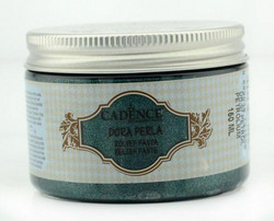 Cadence Dora Perla Metallic Relief -pasta, sävy Petroleum, 150 ml
