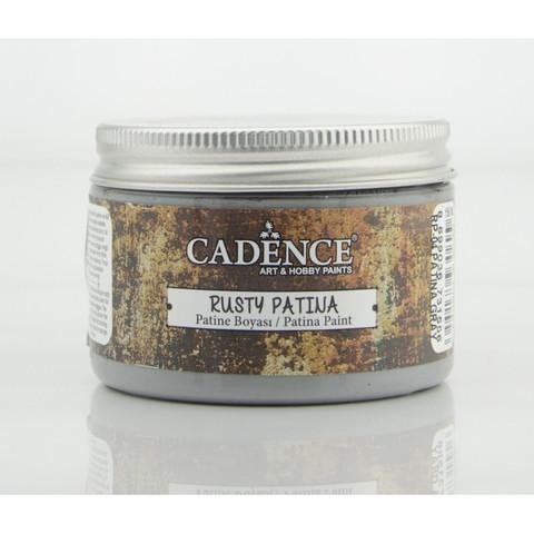 Cadence Rusty Patina -pasta, sävy Patina Gray, 150 ml