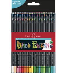 Faber-Castell värikynät Black Edition, 36 kpl