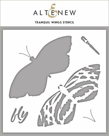 Altenew sapluuna Tranquil Wings
