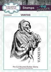 Creative Expressions Andy Skinner Vanitas -leimasin