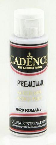 Cadence Premium Acrylic -akryylimaali, sävy Romance, 70 ml