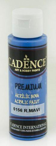Cadence Premium Acrylic -akryylimaali, sävy Royal Blue, 70 ml