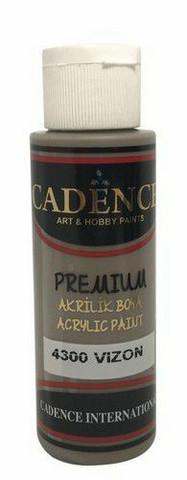 Cadence Premium Acrylic -akryylimaali, sävy  Mink, 70 ml