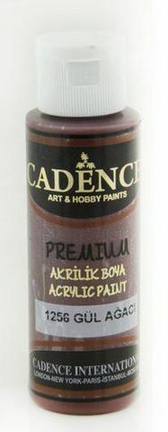 Cadence Premium Acrylic -akryylimaali, sävy Rose Tree, 70 ml