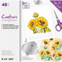 Crafter's Companion Floral Decoupage Topper -pakkaus Radiant Sunflowers
