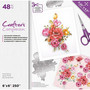 Crafter's Companion Floral Decoupage Topper -pakkaus Floral Spray