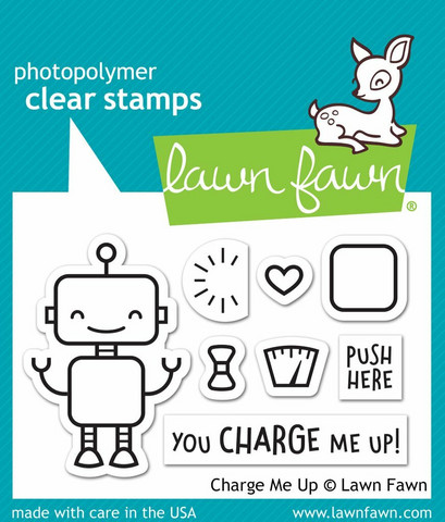 Lawn Fawn Charge Me Up -leimasinsetti