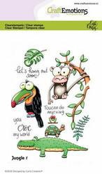 CraftEmotions leimasinsetti Jungle 1