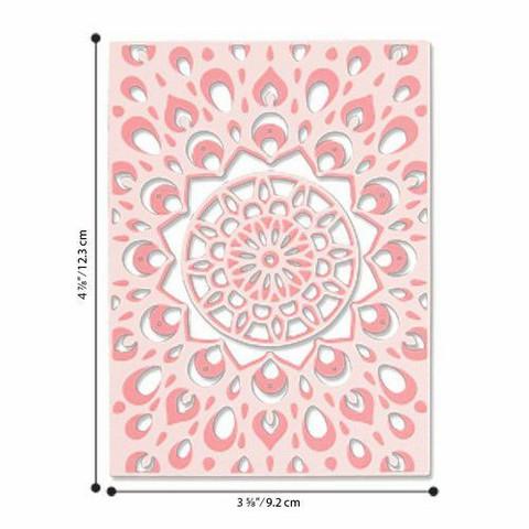 Sizzix Thinlits stanssisetti Kaleidoscope Layers