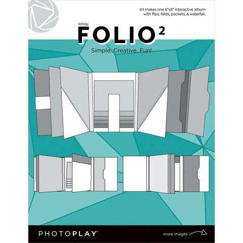 PhotoPlay Folio 2 albumi -pohja