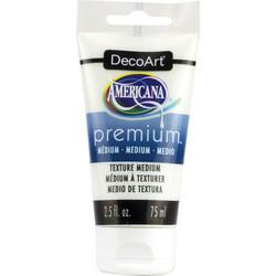DecoArt Americana Premium Texture Medium, 75 ml