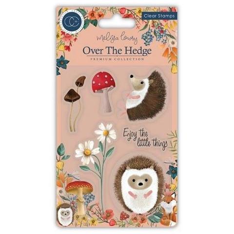Craft Consortium Over the Hedge -leimasinsetti Harry the Hedgehog