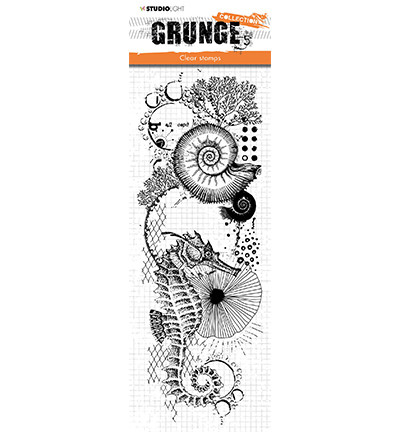 Studio Light leimasin Grunge Collection, nr.446