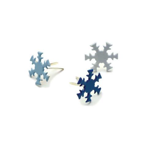 Haaraniitit, lumihiutale Winter, n. 50 kpl