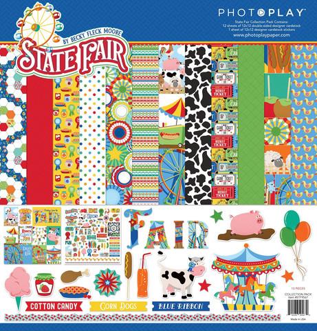 PhotoPlay State Fair -paperipakkaus, 12