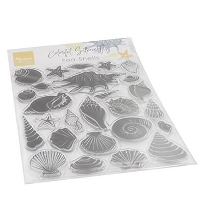 Marianne Design leimasinsetti Sea Shells