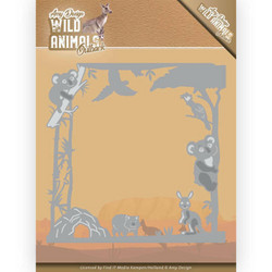 Amy Design Wild Animals Outback stanssi Koala Frame