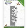 Amy Design Botanical Spring stanssisetti Daffodil Border