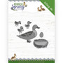 Amy Design Botanical Spring stanssisetti Some Ducks